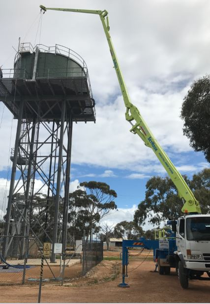 Sky Hook Mk IV | TLC Skyhook | Lifting Company in Perth Western Australia