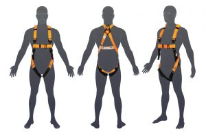 H101 LINQ Basic Full Body Harness