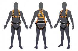 H302 LINQ Elite Harness 1