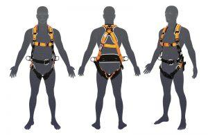 H302 LINQ Elite Harness | TLC Skyhook | Lifting Company in Perth Western Australia