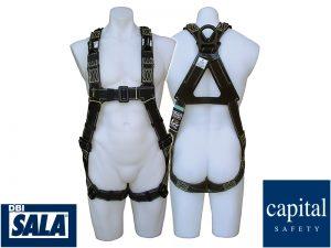 Nomex®/Kevlar® Hot Works Harness | TLC Skyhook | Lifting Company in Perth Western Australia