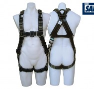 Nomex®/Kevlar® Hot Works Harness 2